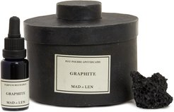 Lava small pot pourri - Graphite