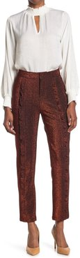 Scotch & Soda Lurex Pants with Ruffle Detail at Nordstrom Rack