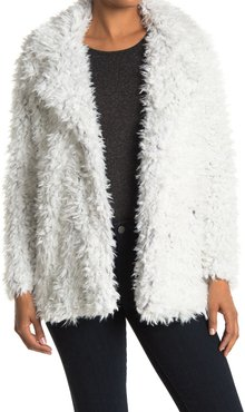 THREAD AND SUPPLY Sully Fuzzy Knit Jacket at Nordstrom Rack