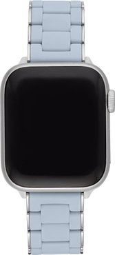 Apple Watch Wrapped Silicone Bracelet Strap