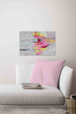 """Marmont Hill Inc. Essence IV Painting Print on Wrapped Canvas - 30""""x20"""" at Nordstrom Rack"""