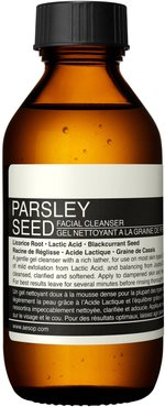 Parsley Seed Facial Cleanser, Size 3.4 oz