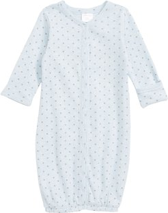 Infant Boy's Nordstrom Baby Convertible Gown