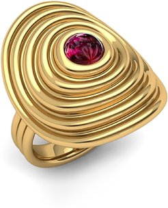 Universum Ruby Cocktail Ring (Online Trunk Show)