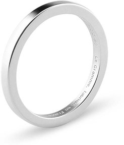 3G Sterling Silver Band Ring