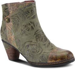 Waterlily Bootie