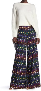 alice + olivia Athena Clean Wide Leg Pants at Nordstrom Rack