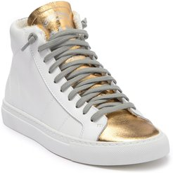 P448 Star Leather High Top Sneaker at Nordstrom Rack