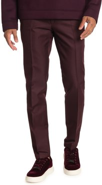 Valentino Wool and Silk Blend Pants at Nordstrom Rack