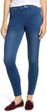 Plus Size Women's Hue Ultrasoft Denim Leggings
