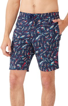 Baja Tails From The Sea Swim Shorts