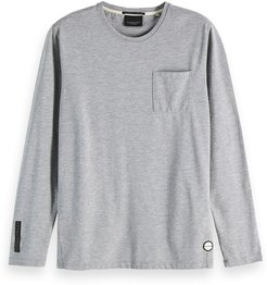 Scotch & Soda Long Sleeved Sweat T-Shirt at Nordstrom Rack