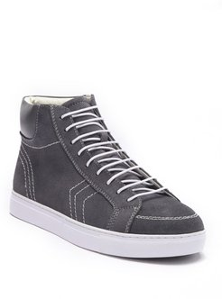 English Laundry Chelsea Suede High Top Sneaker at Nordstrom Rack