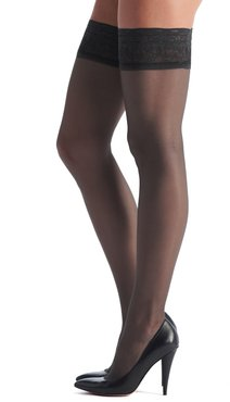 Soiree 15 Thigh High Stay-Up Stockings