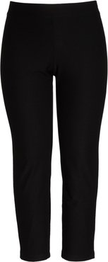 Plus Size Women's Eileen Fisher Crepe Ankle Pants