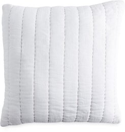 Quilted Accent Pillow