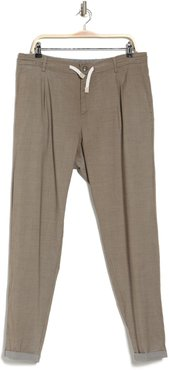 ELEVENTY Spray Painted Wool Blend Jogger Pants at Nordstrom Rack