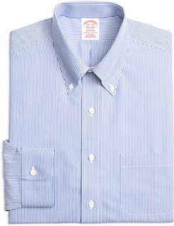 Madison Classic Fit Stripe Dress Shirt