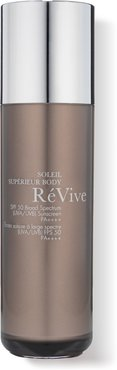 Revive Soleil Superieur Body Spf 50 Broad Spectrum Sunscreen