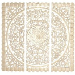 Willow Row Wooden Wall Panel 3-Piece Set at Nordstrom Rack