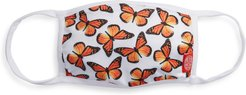 Butterfly Effect Adult Face Mask
