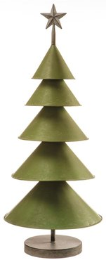 """ALLSTATE 34.25"""" Metal Tree with Star Table Top at Nordstrom Rack"""
