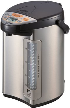 ZOJIRUSHI Hybrid Water Boiler & Warmer - Stainless Dark Brown at Nordstrom Rack