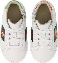Toddler Boy's Gucci New Ace High Top Sneaker