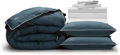 Pillow Guy Classic Cool & Crisp Perfect Bedding Bundle - Queen Size at Nordstrom Rack