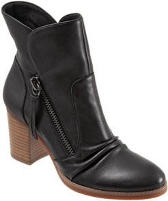 Softwalk Kendall Ruched Upper Bootie