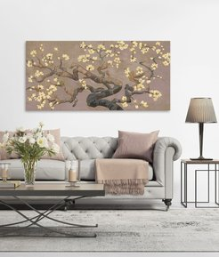 "Marmont Hill Inc. Brisbane Botanic Branches II Painting Print on Wrapped Canvas - 30"" x 60"" at Nordstrom Rack"