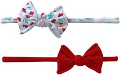 2-Pack Bow Headbands