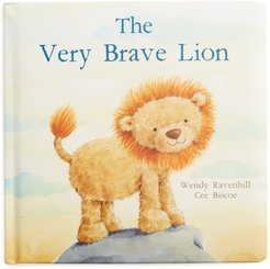 'The Very Brave Lion' Board Book