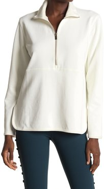 New Balance Determination Luxe Layer 1/4 Zip Pullover at Nordstrom Rack