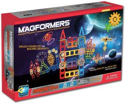 Boy's Magformers 'Magnets In Motion' Power Set