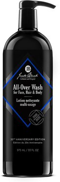Jumbo All-Over Wash, Size - One Size