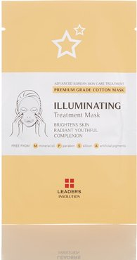 Leaders Cosmetics Illuminating Treatment Mask - Pack of 10 at Nordstrom Rack