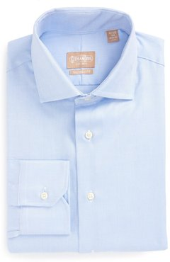 Royal Oxford Tailored Fit Dress Shirt