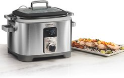 WOLF GOURMET 7 Quart Multi-Function Cooker with Black Knobs at Nordstrom Rack