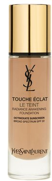Touche Eclat Le Teint Radiant Liquid Foundation With Spf 22 - B60 Amber
