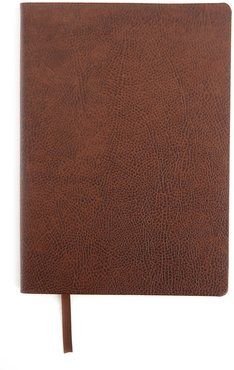Royce Contemporary Leather Journal - Brown