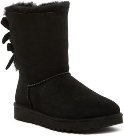 UGG Bailey Twinface Genuine Shearling &  Bow Corduroy Boot at Nordstrom Rack