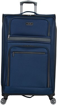 "Kenneth Cole Reaction Rugged Roamer 28"" Lightweight Dobby Softside Expandable 8-Wheel Spinner Luggage at Nordstrom Rack"
