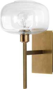 Jamie Young Scando Mod Sconce - Antique Brass at Nordstrom Rack