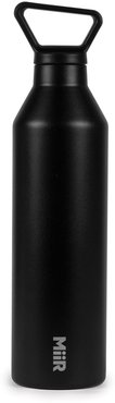 23-Ounce Narrow Mouth Stainless Steel Insulated Water Bottle