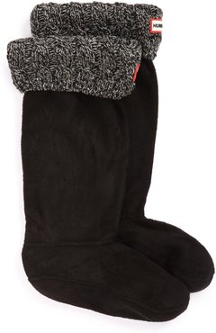 Original Tall Cable Knit Cuff Welly Boot Socks