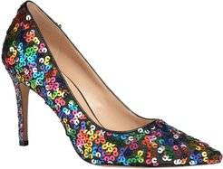 Valerie Sequin Pump