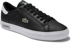 Power Court Leather Sneaker