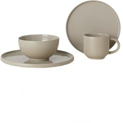 Shaker 4-Piece Place Setting With Cereal Bowl