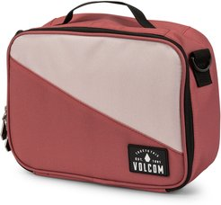 Brown Bag Lunch Box - Red